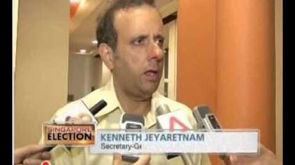 Kenneth Jeyaretnam sexual orientation has no bearing on politician's competence