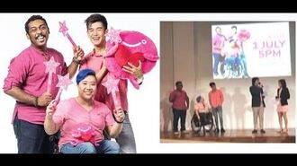 Pink Dot 2017 media launch Ambassadors & Event schedule