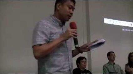 Miak Siew IndigNation 2013 opening speech