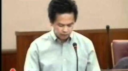 Ong Kian Min opposes the repeal of Section 377A