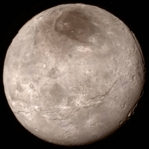 Charon by New Horizons on 13 July 2015