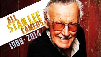 All Stan Lee Cameos (1989 -2014)