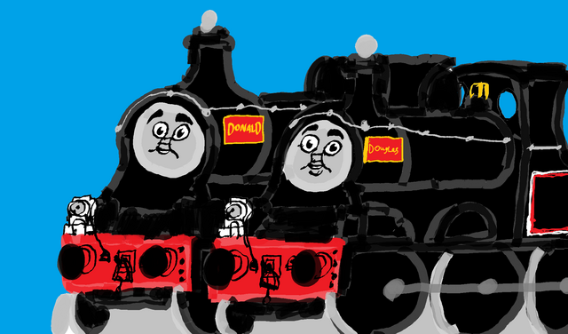 File:Donald and Douglas Promo.png
