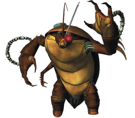 Spy Roach