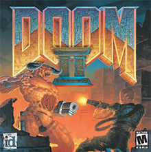 Doom II - Hell on Earth Coverart