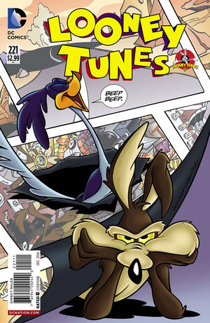 Looney Tunes Vol 1 221