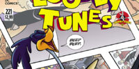 Looney Tunes (DC Comics) 221