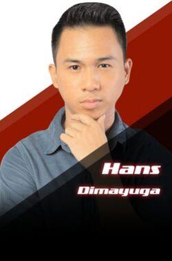 Hans Dimayuga
