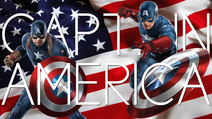 Card captain america