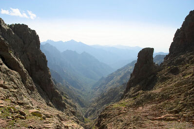 Atazar Valley