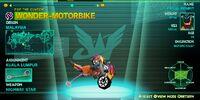Wonder-Motorbike