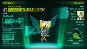 Wonder-Padlock