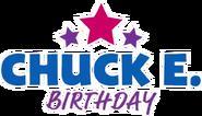 Chuck E Birthday package logo
