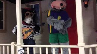 Chuck E. Cheese-In the Future-Rocker Stage- 2015 Spring show
