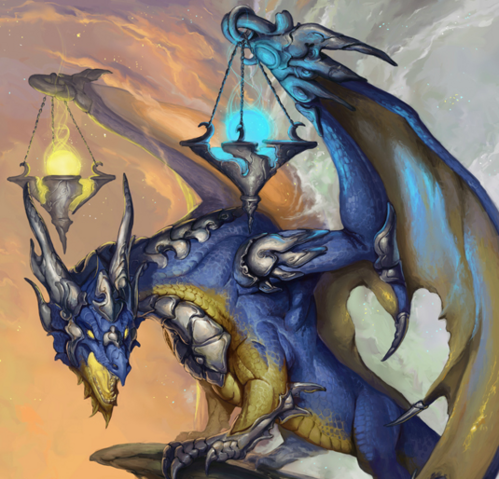 File:2014 zodiac dragons libra by the sixthleafclover-d6jegpq.png