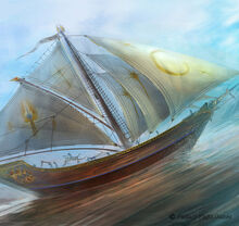 ELven Ships