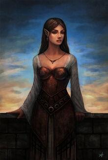Lady Daria Half-Elven