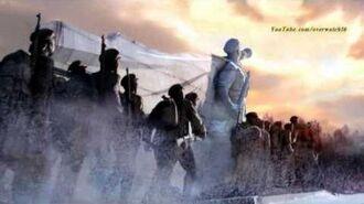 North Korean Song- Snowstorm of the Revolution