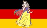 Snow White - German Princess
