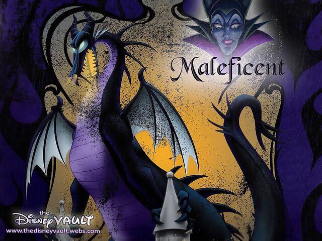 File:Maleficent Dragon -Wallpaper- copy.jpg