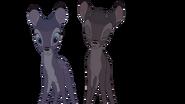 Bambi and faline cel2