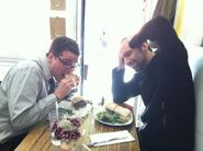 Keith And Gav - Romantic Dinner