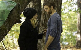 Cassie and Evan