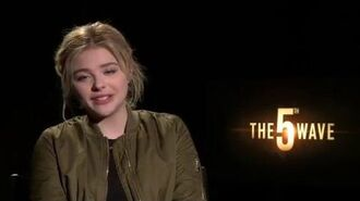 The 5th Wave Official Trailer With Chloe Moretz Greeting Sony Pictures HD