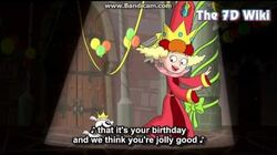 The 7D Happy Birthday from Jollywood