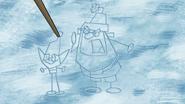 S1e09a happy - 'when grumpy yells ice fishing...'