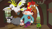 S2e05b dopey arriving with more animals