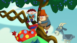 S2e06a dopey and grumpy picking i-got-the-blues-berries, continued