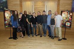 The 7d cast publicity photo