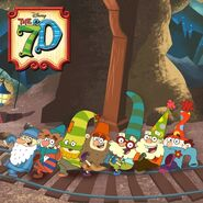 The 7D in the Mine