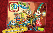 The 7D Mine Train 1