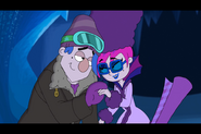 More Air Kissing in Frozen Lair 2