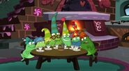 S1e20a Frog 7D at the Gingerbread Witch's House