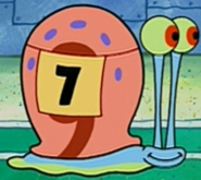 Gary Wearing a Racing Number