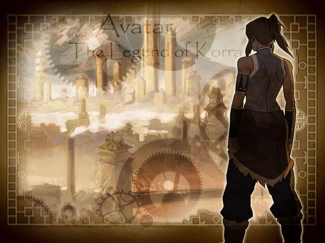 File:Avatar Legend of Korra by worldstraveller.jpg