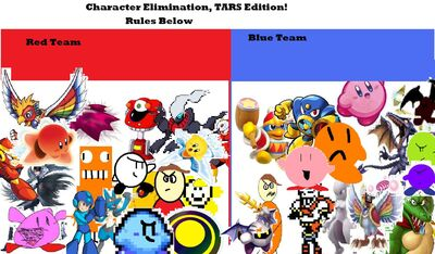 Character Elimination