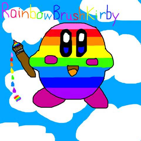 File:Rainbow Kirby.jpg