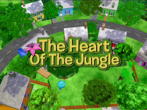 The heart of d jungle