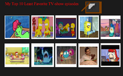 My top 10 least-favourite television show episodes