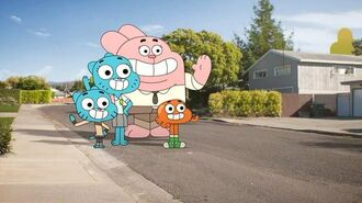The Amazing World Of Gumball - The Copycats - Be Your Own You