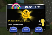 Gumball Gold Coin