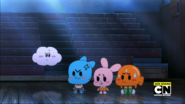 Gumball anime sequence 5