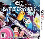 Cartoon Network Battle Crashers Nintendo 3DS Cover