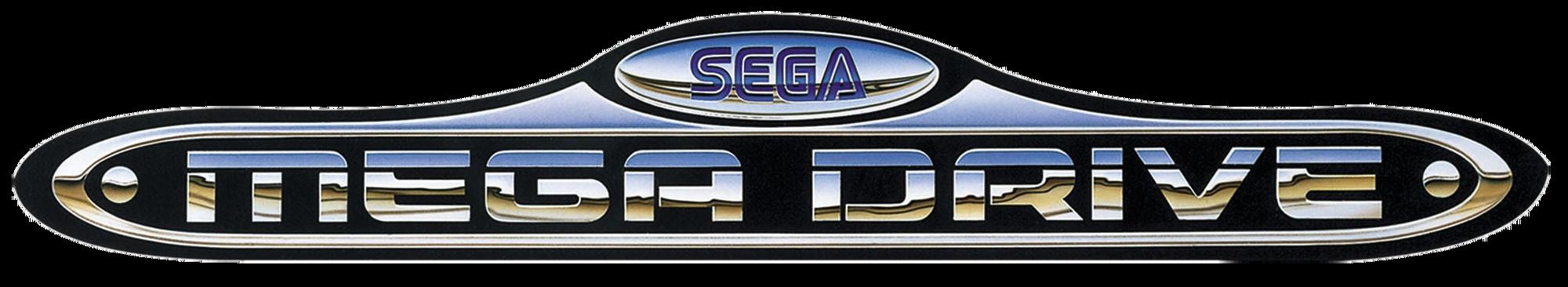 Image - Sega-megadrive-logo.png | The Amazing World of ...