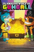 KABOOM Amazing World of Gumball 007 B