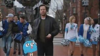 AT&T Unlimited Plus Mark Wahlberg Gumball Rooms TV Commercial 2017